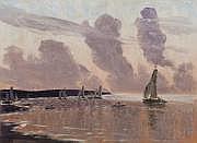 Nikolai Nikanorovich DUBOVSKOY (1859-1918) Marine