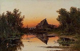 Aleksandr Aleksandrovich KISELEV (1838-1911) Le