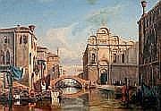 Attribué à Jules JOYANT (1803-1854) «Vue de