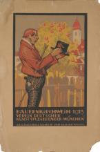 Mauch Baurnkirchweih 1913 Lithograph