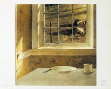Andrew Wyeth - Groundhog Day - 1985