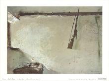 Andrew Wyeth - Karl's Room - 1970