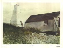 Andrew Wyeth - Life Boat Shed