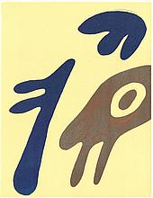 1962 Arp XXe Siecle no. 19 Lithograph