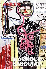 2011 Basquiat Versus Medici Poster