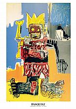 2010 Basquiat Untitled (1982) Poster