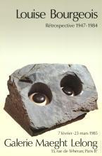 Bourgeois Retrospective 1947-1984 Poster