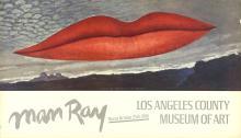 Man Ray - Lips - 1966