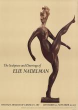 Elie Nadelman - The Sculpture and Drawings of Elie Nadelman - 1975