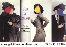 John Baldessari - Sex and Crime - 1996