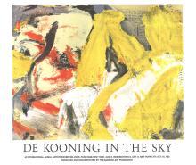 Willem De Kooning - In the Sky - 1982