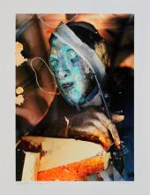 Matthew Monahan - Untitled (Self Portrait) - 2007 - SIGNED