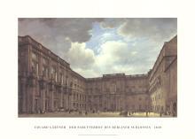 Eduard Gartner - Der Schluterhof (1830)