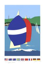 Franco Costa - Baltic Match Race - SIGNED