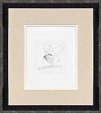 Marc Chagall - Aaron's Wedding - 1990