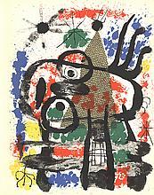 Joan Miro - Album 19 - 1960