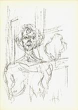 Alberto Giacometti - Annette (Lg) - 1964