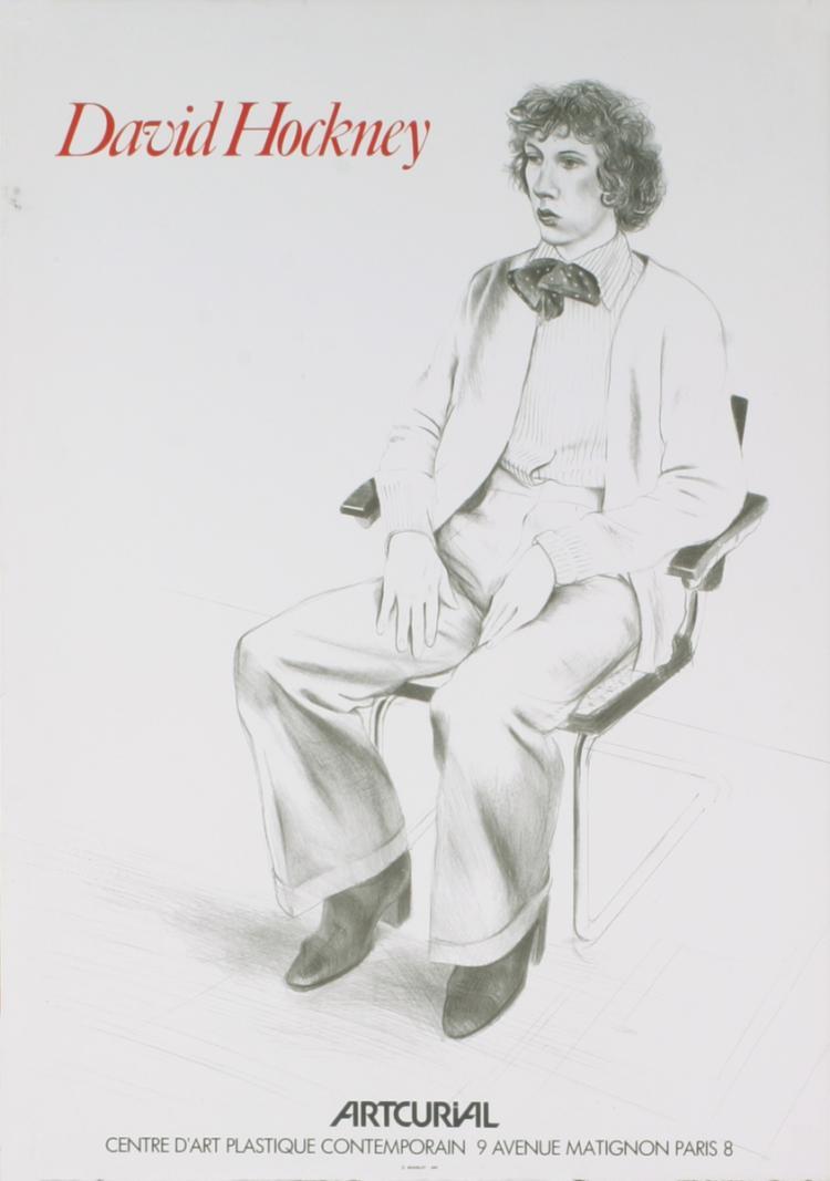 David Hockney - Artcurial - 1979
