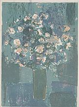 Roger Muhl - Bouquet de Fleurs - 1963