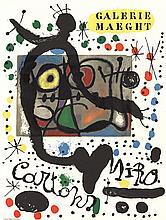 Joan Miro - Cartons - 1965
