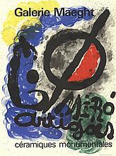 Joan Miro - Ceramiques