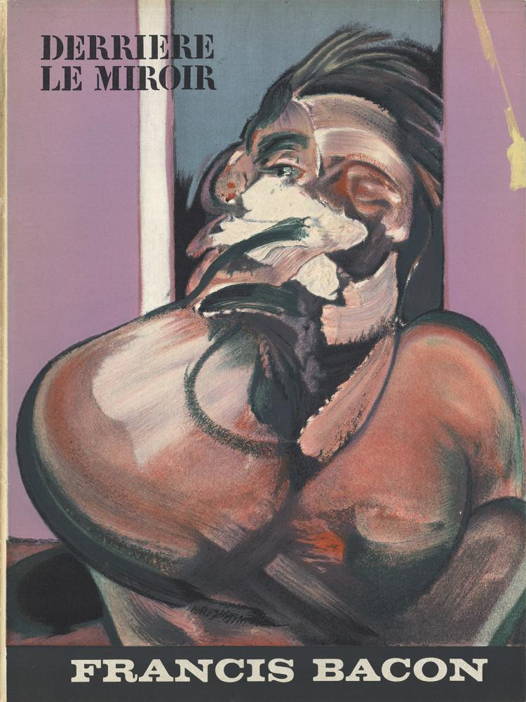 Francis Bacon - DLM No. 162 Cover - 1966