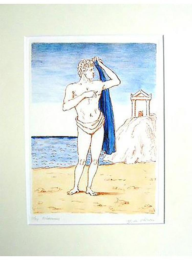 Giorgio de Chirico - Hebdomeros - 1978 - SIGNED