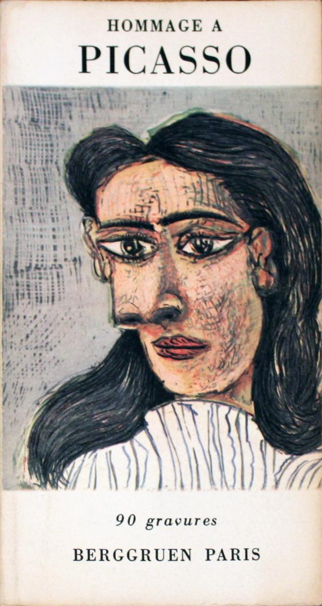 Hommage A Picasso: 90 Gravures presentees a l'Occasion de ses 90 ans le 25, Octobre, 1971 - 1971
