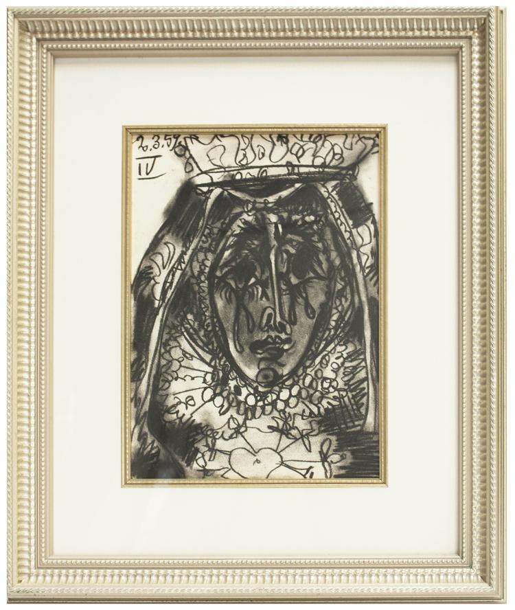 Pablo Picasso - La Dolorosa - 1962
