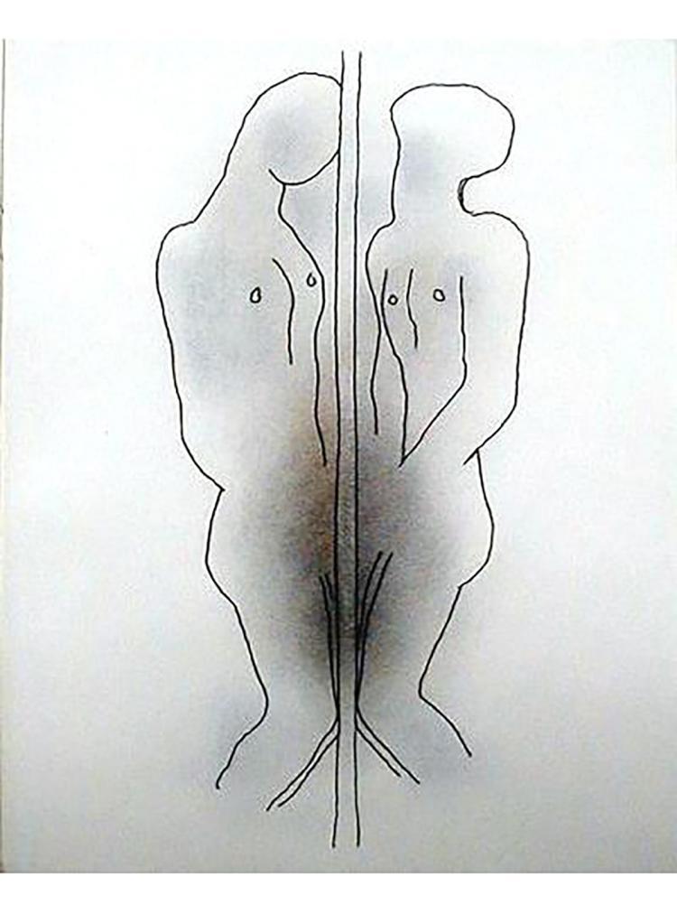Jean Cocteau - Le Livre Blanc 10 - 1930
