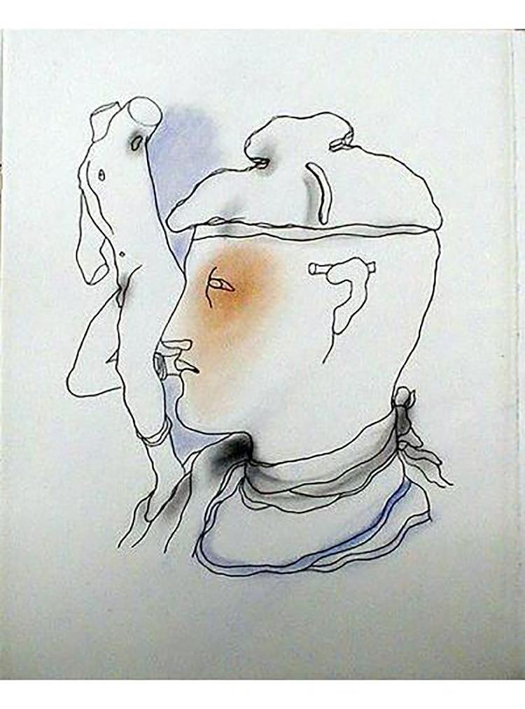 Jean Cocteau - Le Livre Blanc 11 - 1930