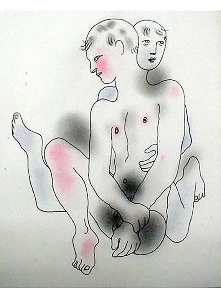 Jean Cocteau - Le Livre Blanc 3 - 1930
