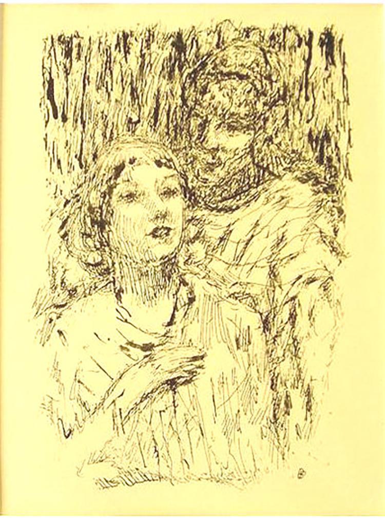 Pierre Bonnard - Les Fiancailles - 1930