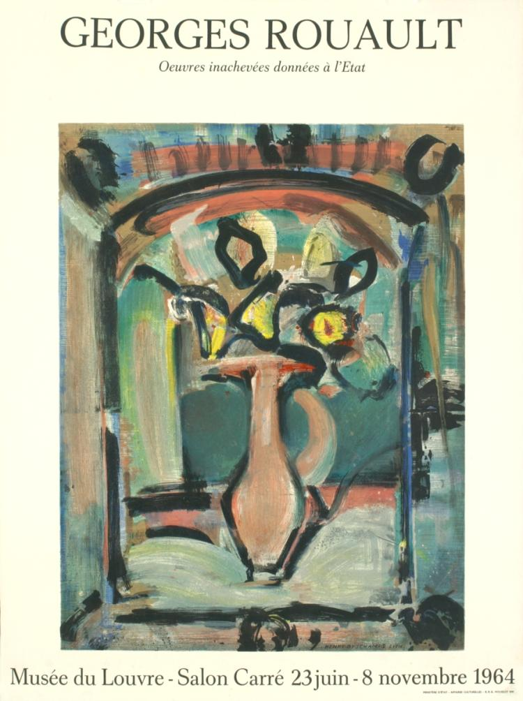 Georges Rouault - Louvre - 1964