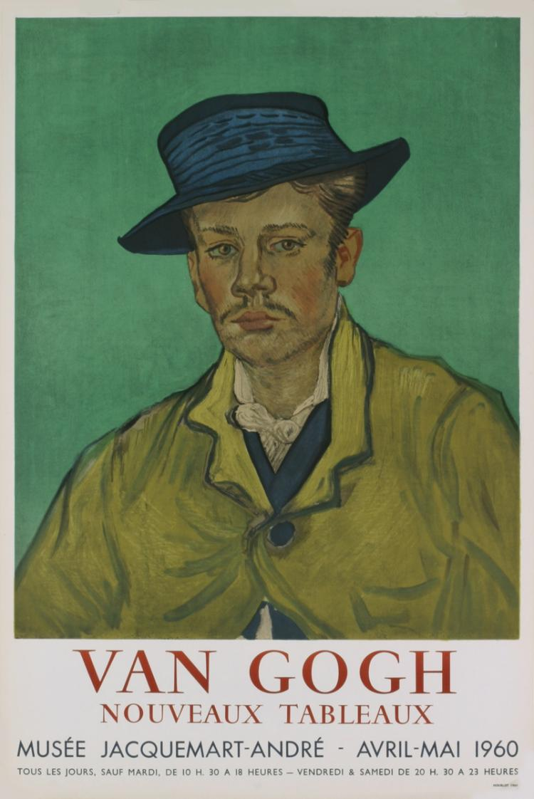 Vincent van Gogh - Musee Jacquemart - 1960