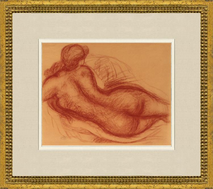 Aristide Maillol - Nude