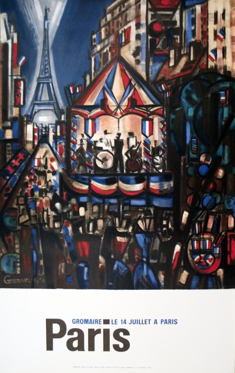 Marcel Gromaire - Paris - 1964
