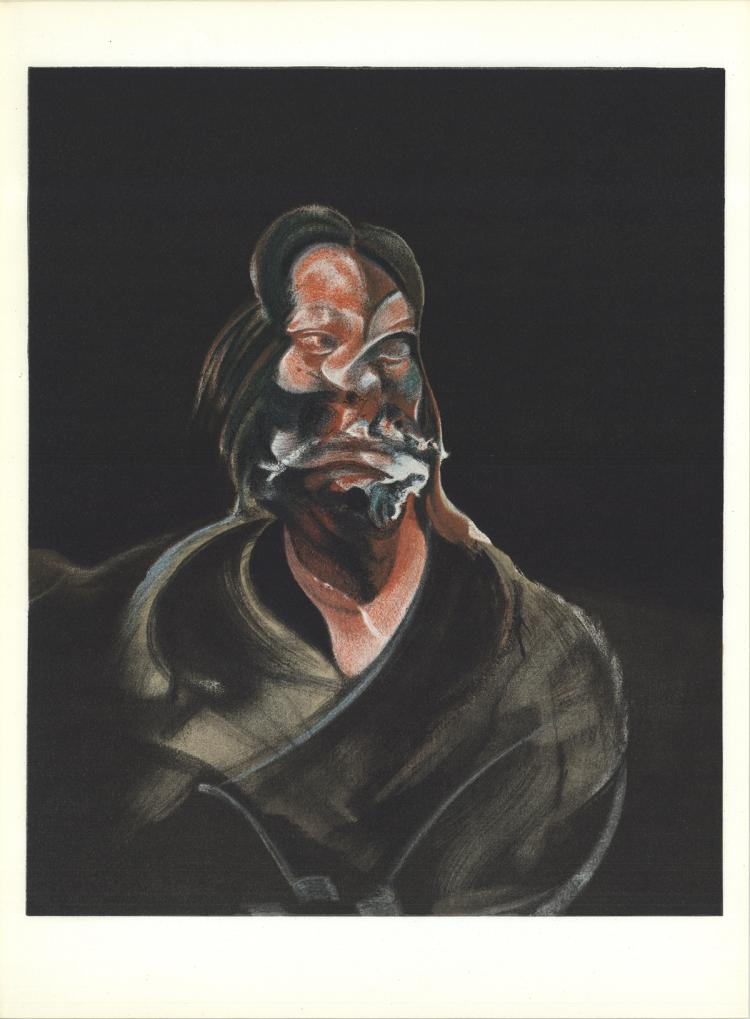 Francis Bacon - Portrait of Isabel Rawsthorne - 1966