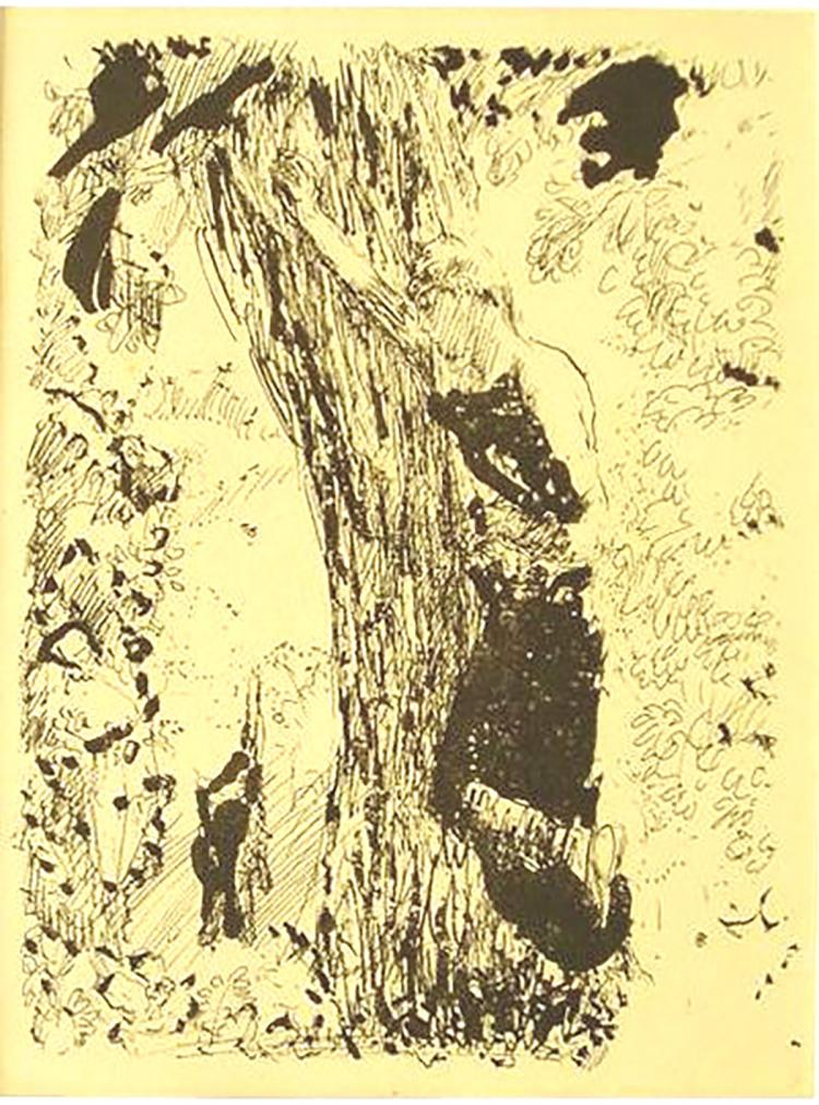 Pierre Bonnard - Sainte Monique-Couverture - 1930