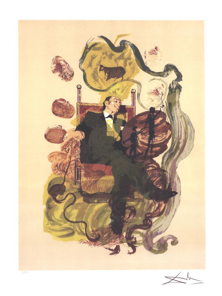 Salvador Dali - The Dreamer