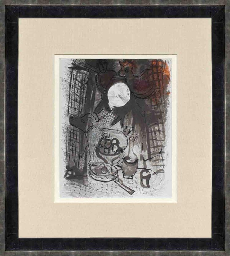 Marc Chagall - Unknown Composition