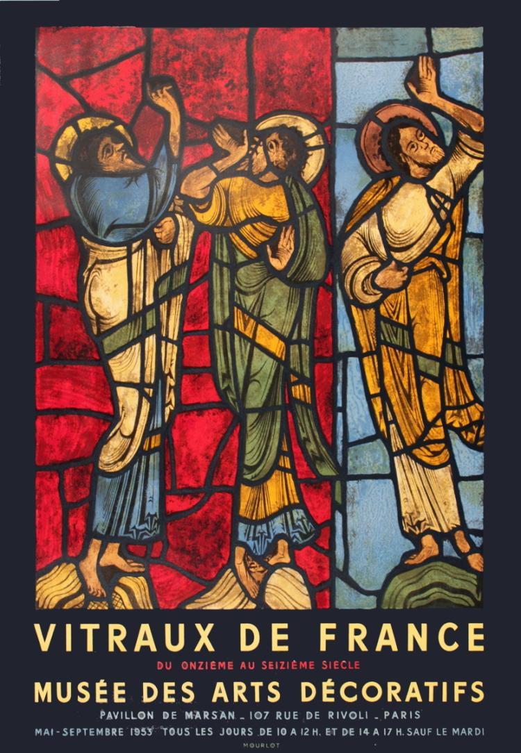 Vitraux de France - 1953