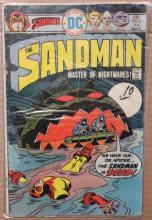 1976 Sandman #6 Book