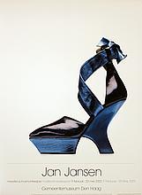 Jansen Stir My Blue Blood Poster