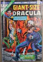 1974 Giant-Sized Dracula #2 Book