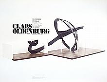 Oldenburg Umbrella Poster