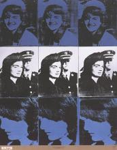 Andy Warhol - The Three phases of Jackie