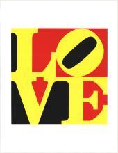 Robert Indiana - Die Deutsche Liebe (The German Love) - 1997