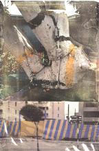 Robert Rauschenberg - Fashion (Tribute 21) - 1994 - SIGNED