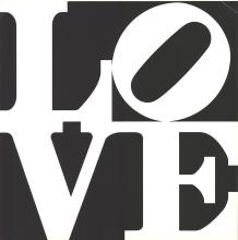 Robert Indiana - Love from Multiples - 1968